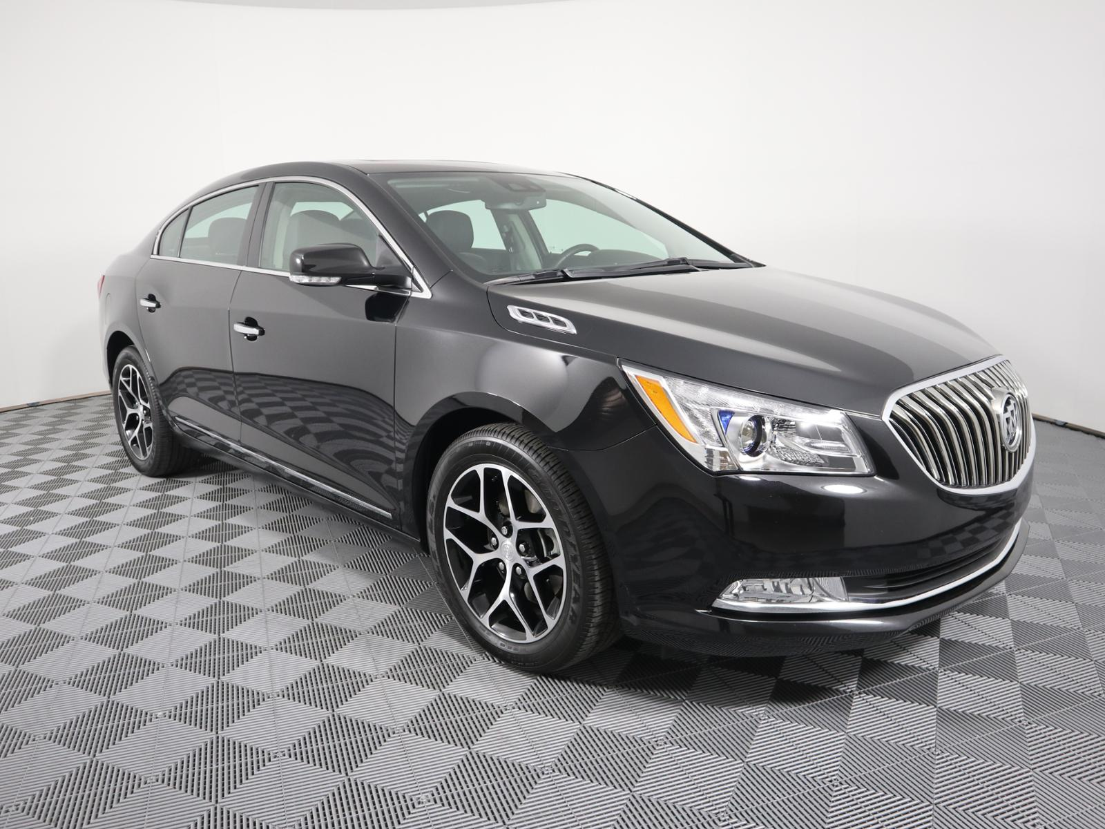 Pre Owned 2016 Buick Lacrosse 4dr Sdn Sport Touring Fwd