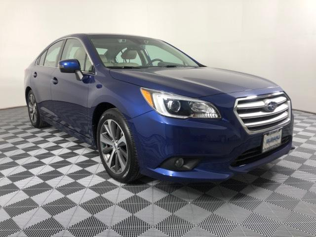 Certified Pre Owned 2017 Subaru Legacy 2 5i Limited
