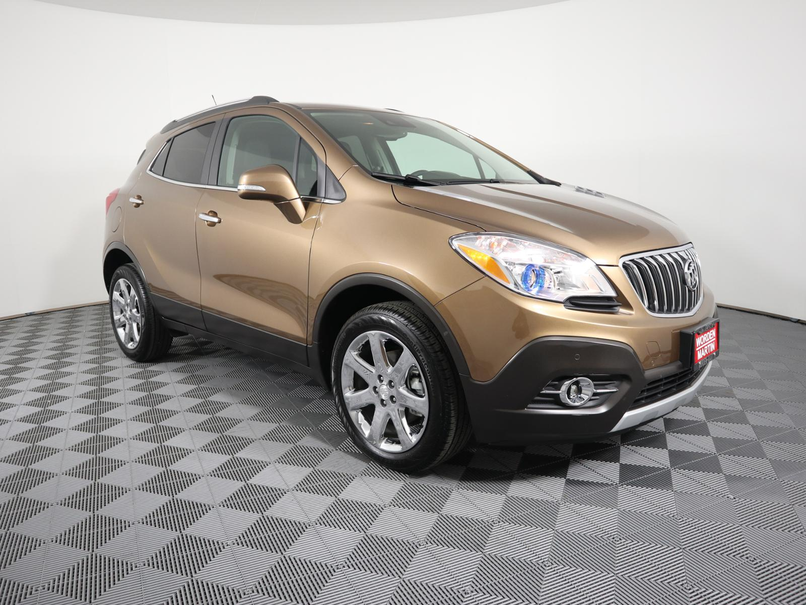 Pre Owned 2016 Buick Encore Awd 4dr Premium